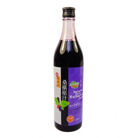 桑椹原汁加糖