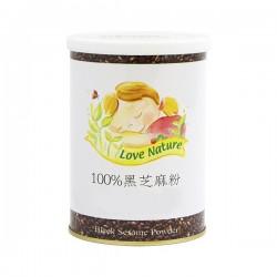 100%黑芝麻粉 (純素) 240g