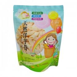天然洋芋卷 原味 (純素) 100g